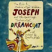 Joseph and the Amazing Technicolor Dreamcoat (1973 London Studio Cast)