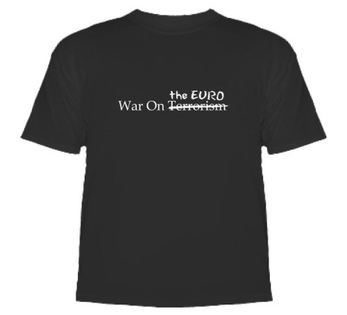 War on Terrorism T-Shirt T-Shirt Black XXX Large