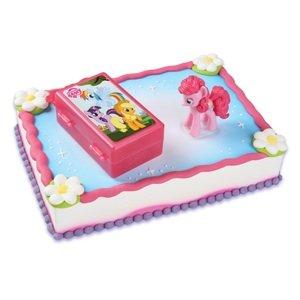 Amazon.com: My Little Pony Cake Topper Decorating Kit ...
