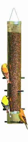 Cheap Perky-Pet DF72 Thistle or Distlefink Seed Feeder with 8 Feeding Ports (DF72)