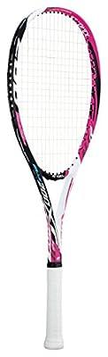 ヨネックス(Yonex) ソフトテニス ソフトテニスラケット マッスルパワー200xf 【ガット張り上げ済み】 Mp200xfg ブライトピンク Xfl0