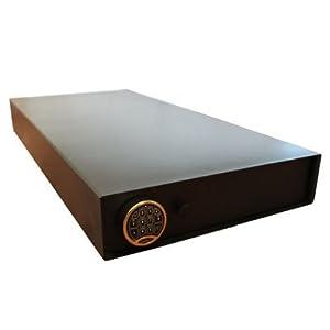 Black Box Under Bed Safe