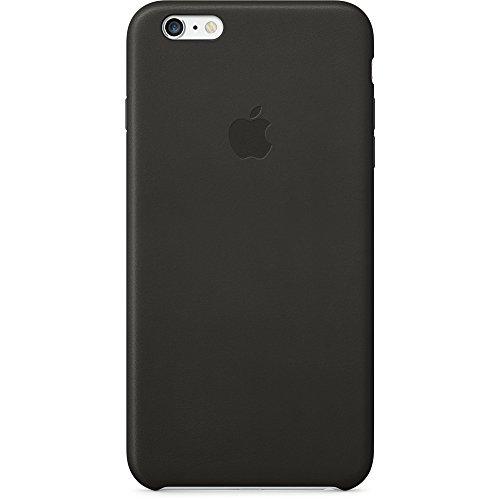 Apple MGQX2ZM/A Hülle für iPhone 6 Plus schwarz