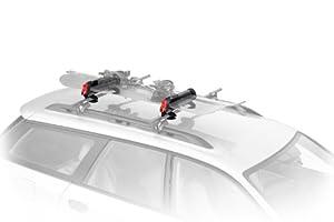 Yakima Powderhound Ski Rack with Locks (22.5-Inches) by Yakima