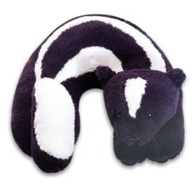 Noodle Head Travel Buddies Skunk with Baby Buddy NEW!
