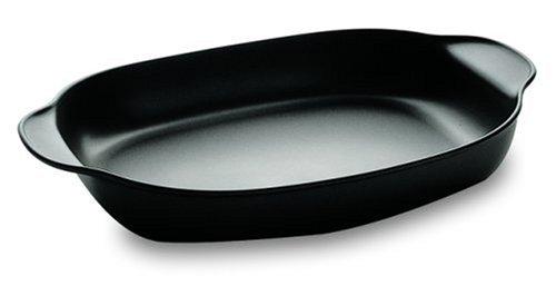 Alessi Mami Baking Pan, Non-Stick, 35 cm (SG305/35 B)