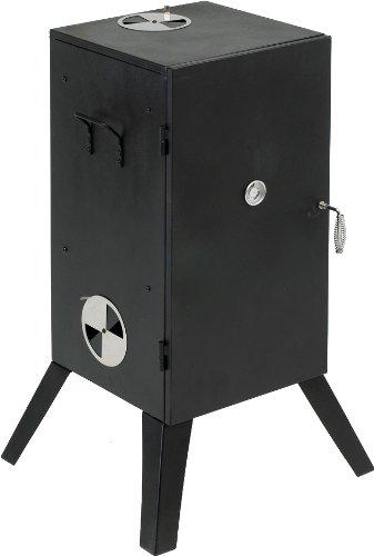 Räucherofen 53 x 101,5 x 48,5 cm – Schwarz online bestellen