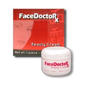 China Mystique FaceDoctorX   Beauty Cream, 1 oz Jason C-Effects Super-C Toner, 6 Ounce
