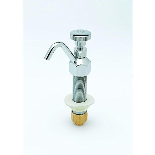 Ts Brass B-2282 Commercial Dipperwell Faucet, Chrome