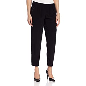 Kenneth Cole New York Women's Chauncey Pant, Black, 8