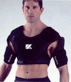 KooGa Rugby Centurian upper Body Protector xxl