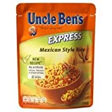 Uncle Ben's Express Mexican Style Rice 250G