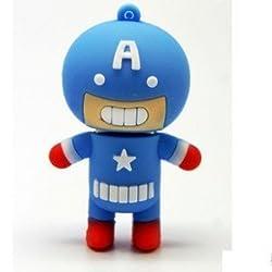 Captain America 8GB USB Flash Drive
