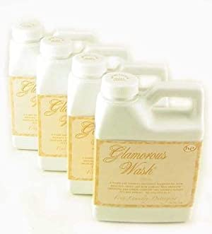 Case of 4 - 16oz Tyler Glamorous Wash - Fine Laundry Detergent - DIVA