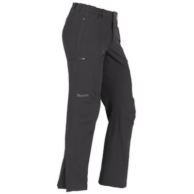 Marmot Women's Scree Softshell Pant - Black, US 8