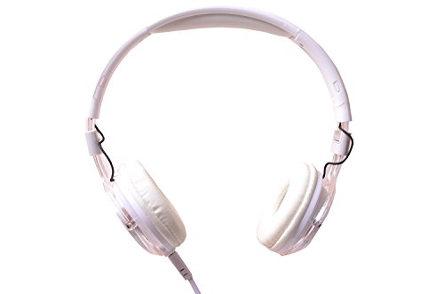 New Year Sale Hangout Elegance Stereo Headset HO-63-white