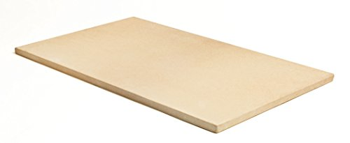 Pizzacraft PC9899 20 x 13.5 Rectangular Cordierite Baking/Pizza Stone for Oven or Grill (Large Cooking Stone compare prices)