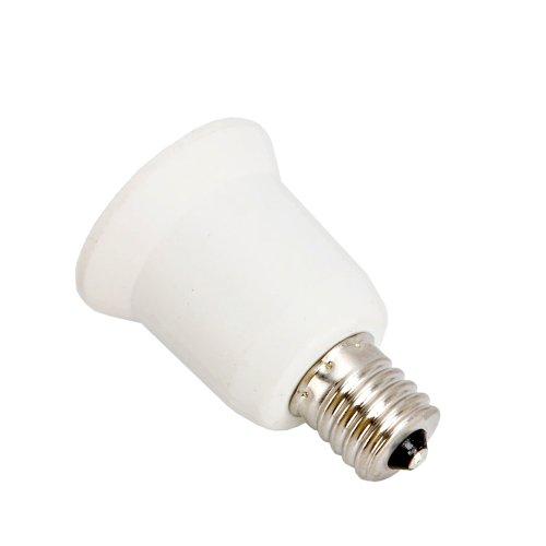 lot5 e17 to e26 led light lamp bulb base adapter converter. Black Bedroom Furniture Sets. Home Design Ideas