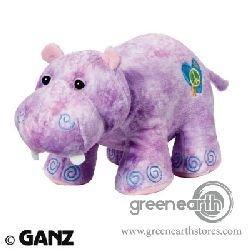 Webkinz Hippie Hippo - 1