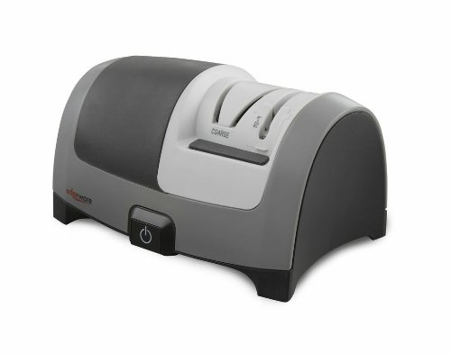 Kitcheniq 50383 Diamond Edge 2-Stage Electric Knife Sharpener