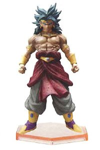Dragon Ball (Dragonball) Legend of Saiyan Collectible Vol. 6 Figur: Restrained Super Saiyan Broly (Broli / Brolli)