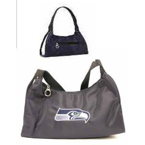 Seattle Seahawks Hobo Purse at Amazon.com