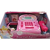 CDI Talking Disney Princess 6 Piece Royal Cash Register