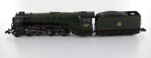 Graham Farish Class A1 60147 'North Eastern' BR Green Early Emblem