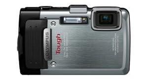 OLYMPUS デジタルカメラ STYLUS TG-835 Tough シルバー 防水性能10m GPS機能 電子コンパス TG-835 Tough SLV