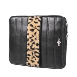 Sushi Fashion Leo Case black quilted