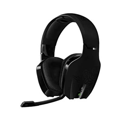 Razer RZ04-00470100-R3U1 Chimaera Gaming Headset 2.4Ghz Wireless Headphone