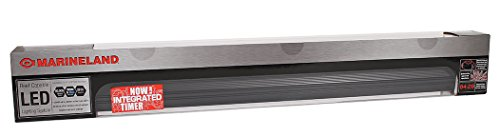 United Pet Group Tetra 33002 Marineland Reef Capable Led Lighting System Black 36-48 Inch