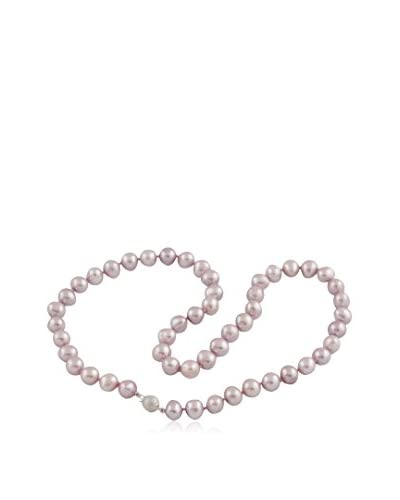 Splendid 8-9mm Lavender Pearl Necklace