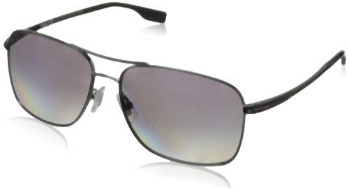Boss-By-Hugo-Boss-Mens-B0581PS-Rectangular-Polarized-Sunglasses