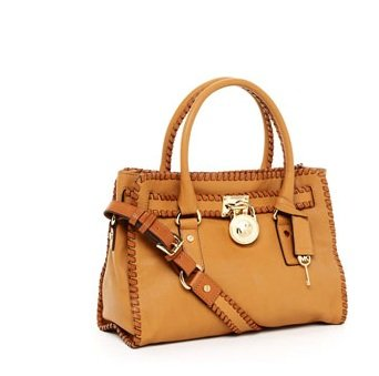 Michael Michael Kors Hamilton Whipped East West Satchel