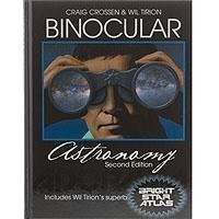 Binocular Astronomy 2Nd (Second) Edition By Crossen, Craig, Tirion, Wil Published By Willmann-Bell (2008)