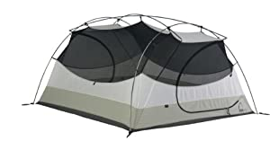 Sierra Designs Zia 3 Season 3-Person Backpacking Tent Package