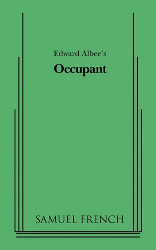Occupant (Samuel French Acting Edition)
