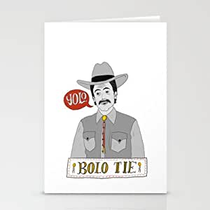 Amazon.com: Society6 - Yolo Bolo Stationery Cards by Chris Piascik