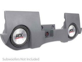 Mtx Audio Drqc20Uc Subwoofer Enclosure For Select Dodge Trucks
