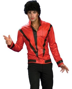 Michael Jackson Thriller Costume - Small - Chest Size