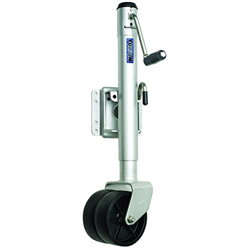 Fulton XPD15L 0101 Swivel Trailer Tongue Jack, Dual Wheel - 1500 Lbs. Capacity (Tounge Jack Wheel compare prices)