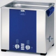 Elma Elmasonic S120H 12.75 Liter Heated Sonic Cleaning Ultrasonic Cleaner