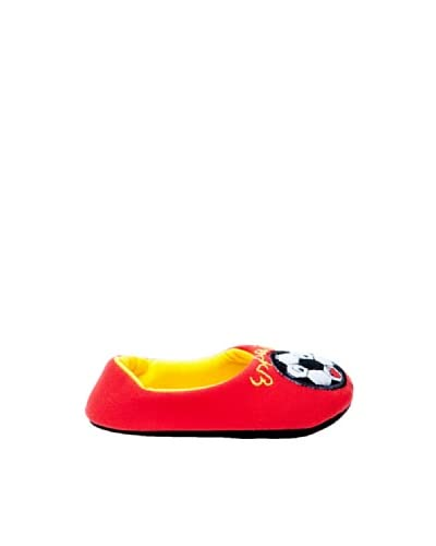 DolÇa Zapatillas Casa Campeones Rojo