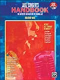img - for The Jazz Singer's Handbook - Bk+CD book / textbook / text book