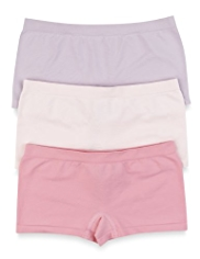 3 Pack Seamfree Assorted Shorts