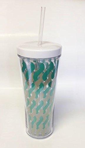 contigo-bueno-24-oz-double-wall-insulated-tumbler-and-straw-green-twist
