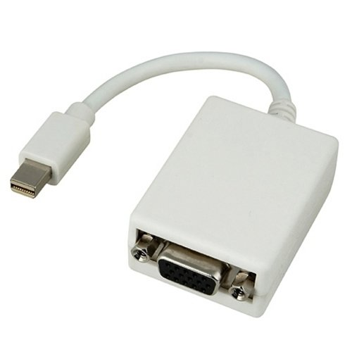 Mini Display Port to VGA Adapter for MacBook iMac or any Display Ports