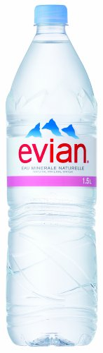 ��ƣ�� Evian(���ӥ���) �ߥͥ�륦�������� 1.5L��12�� [����͢����]