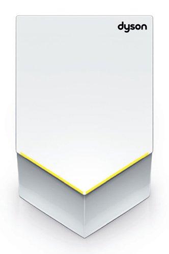 Dyson Airblade V Ab12 White Hand Dryer